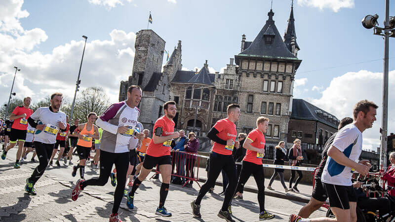 Antwerp 10m and Marathon