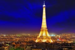 Paris France Running Tours